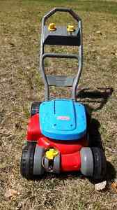 Bubble making toy Lawn Mower Fisher Price