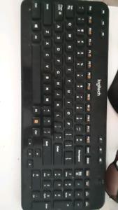 Clavier d'ordinateur logitech