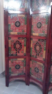 Hand made wooden room partition Windsor Region Ontario image 2