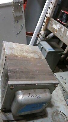 Dongan 5 Kva 240400x120240 Volt 1 Phase Transformer- T670