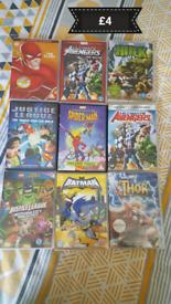 Kids DVD bundles