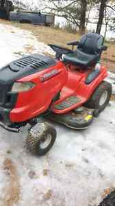 Troy Bilt mower looking to trade for bike or slead