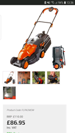 NEW Flymo Lawn mower and strimmer