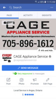 Appliance Repair-CAGE Appliance Service