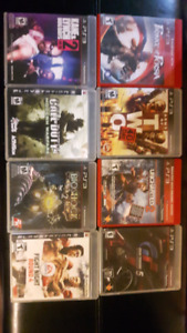 23 Playstation 3 games for sale