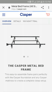 Adjustable Metal Frame