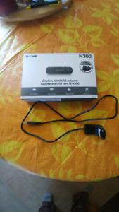 Dlink Wireless N300 USB Adapter