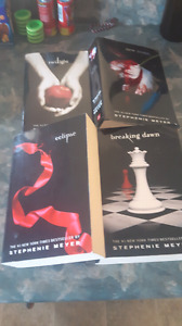 Twilight Books / Novel Series