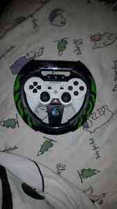 Steering wheel for race games for ps3