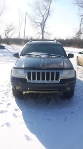 Selling 2004 Jeep Grand Cherokee Limited