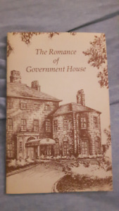 The romance of government house 1983