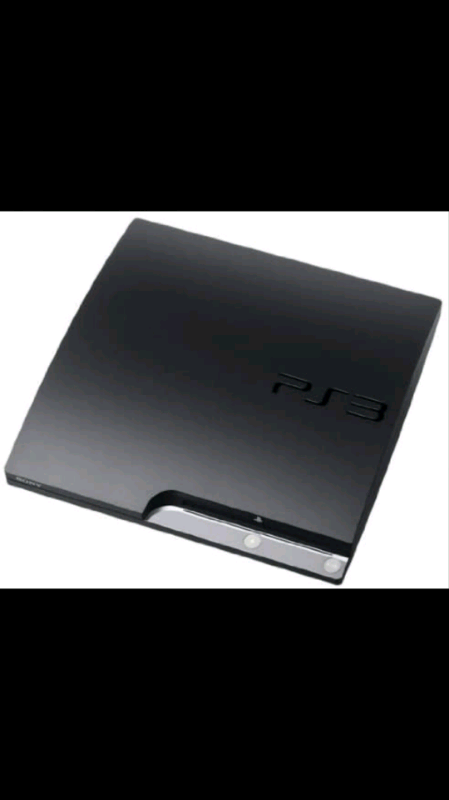 PlayStation 3 slim swap for PC monitor
