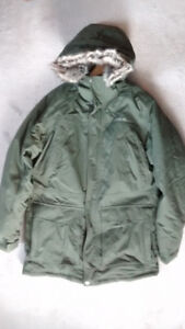 Winter is coming!   Eddie Bauer Down Parka for Sale!