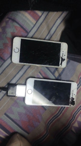 Two Iphone 5s