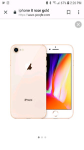 Looking for IPHONE 8