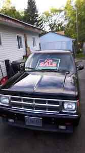 For sale  1991 chev so 10 show truck
