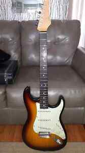 "FS/FT SUHR CLASSIC SWAMP ASH "" STRATOCASTER """