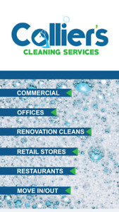 Collier's Cleaning Services Ltd.