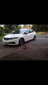 2014 civic SI lease takeover only $180 bi-weekly! @ 0.99%!!