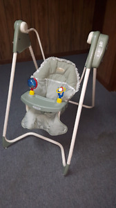 Baby Swing REDUCED PRICE  $40