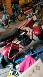 Mini bike for sale!