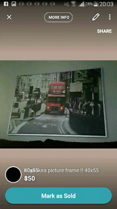 new ikea huge picture 40x55