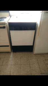 Dishwasher, portable model