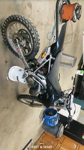 2003 Kawasaki Kx250