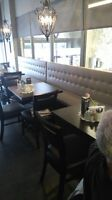 Upholstery Services - Restaurant Furniture