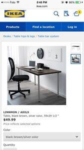 Ikea desk -excellent condition
