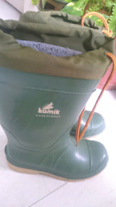 Size 7 ice fishing boots brand new icebreakers