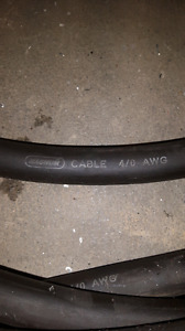 Cable 4/0 36 feet