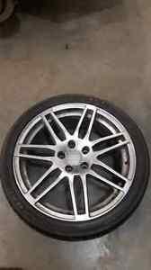 Audi rs4 wheels need gone  Moose Jaw Regina Area image 2
