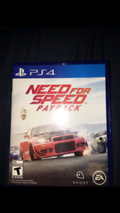 Need for Speed Payback PS4 $40 LNIB