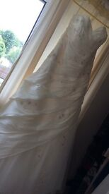 Mori lee 3038 wedding dress