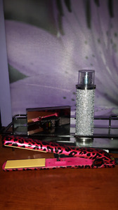 Limited Edition Pink Leopard Print Chi Straightener
