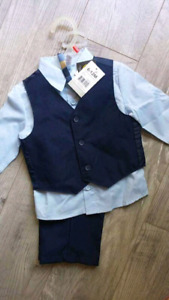 Brand new 6-12 month suit