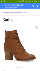 8.5 Radia gently used heels -  great condition
