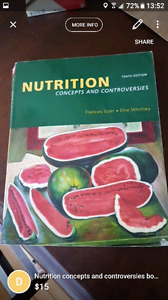 nutrition text book