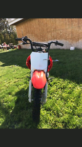 price drop 2014 crf 50