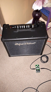 Hughes and kettner edition tube 25th anniversary full tube combo