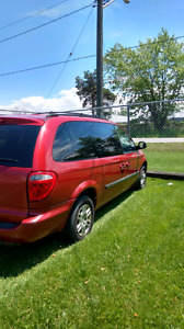2007 Dodge Grand Caravan Sto and Go