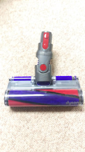Dyson V10 Cordless Vacuum Cleaner Fluffy Soft Roller Tool Head