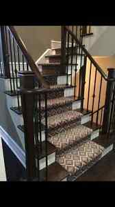 Commercial and residential Carpet Installations. 647-994-4446.