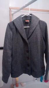 """Women's """"Arabella"""" Fleece Button-Down Sweater"""