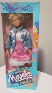 1987 Lookin' Smart Maxie doll