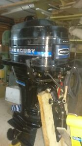 Outboard motors for sale Johnson, Mercury, Yamaha