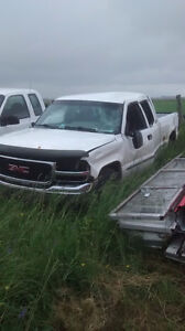 2003 6.6l truck and 2000 gmc 4.8 parts or complete