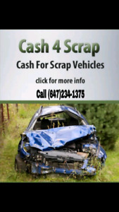 Scrap your CARS CALL 6472341375