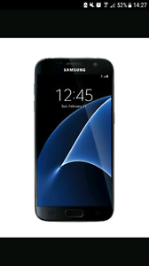 SAMSUNG S7 PERFECT CONDITION STILL UNDER WARRANTY WITH COVER